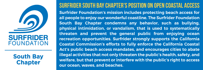 Surfrider Foundation - Say No to Big Plastic Page