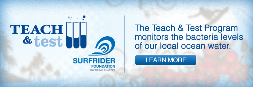 Teach and Test Banner